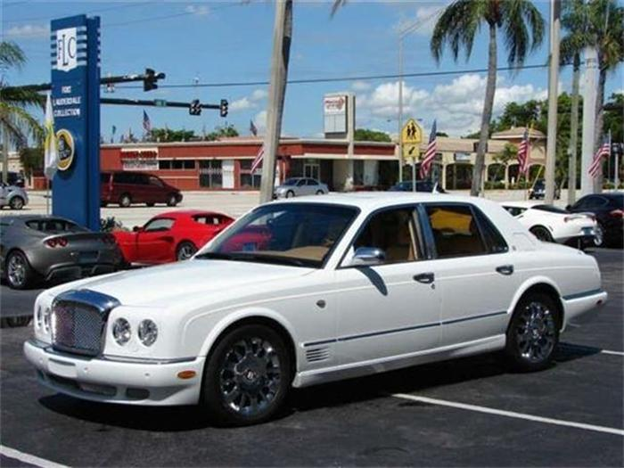 2007 Bentley Arnage #14