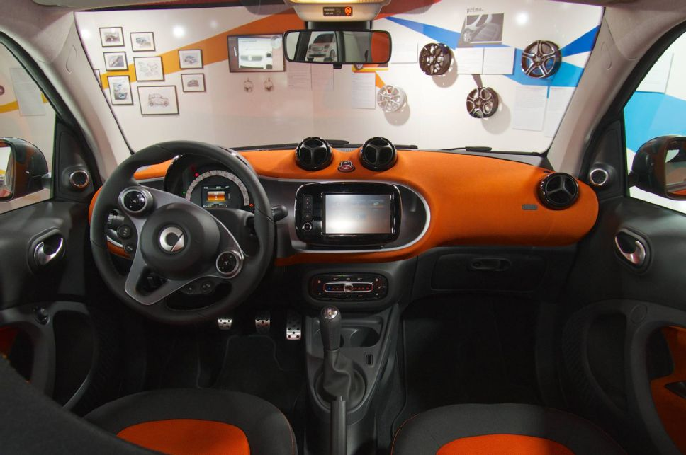 2016 Smart Fortwo #10