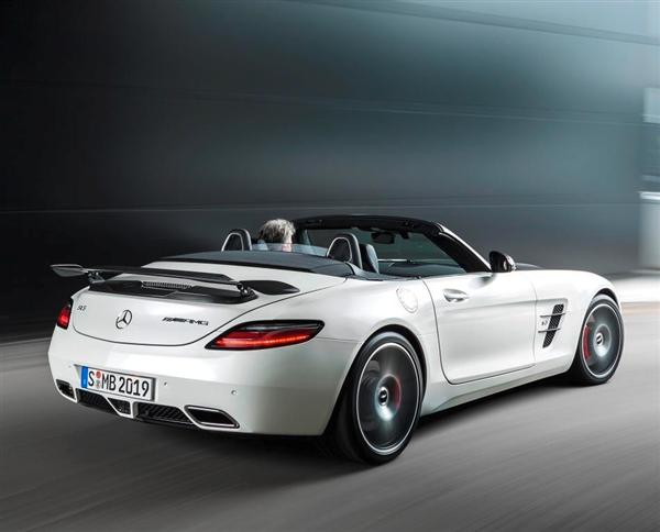 Mercedes-Benz Sls Amg Gt Final Edition #16