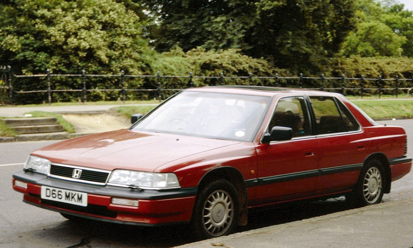1990 Honda Legend #1