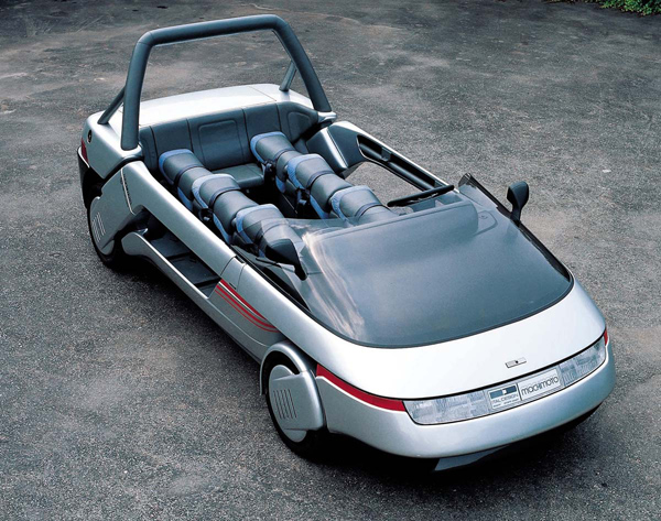1992 Italdesign Columbus #11