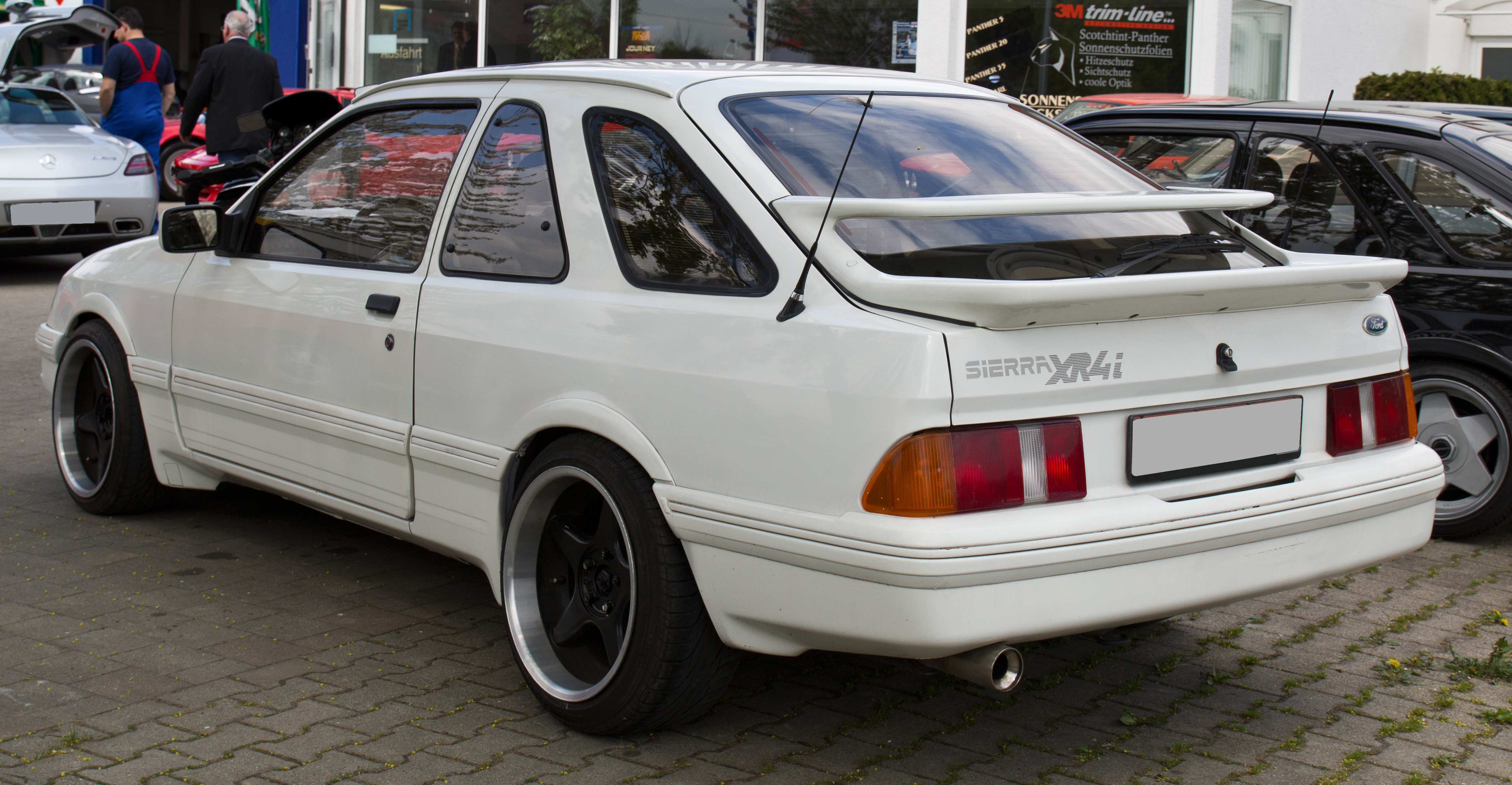 ford sierra photos informations articles   bestcarmag