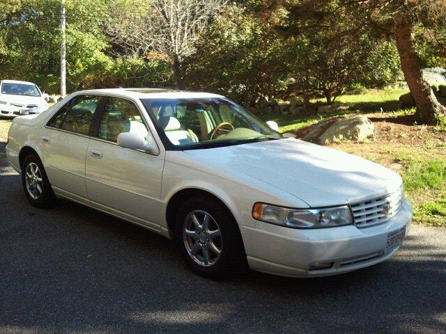 2004 Cadillac Seville Photos Informations Articles