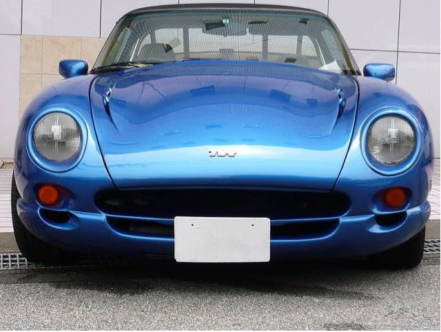 1996 TVR Griffith #17