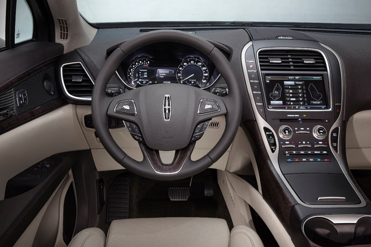 2016 Lincoln Mkx #4