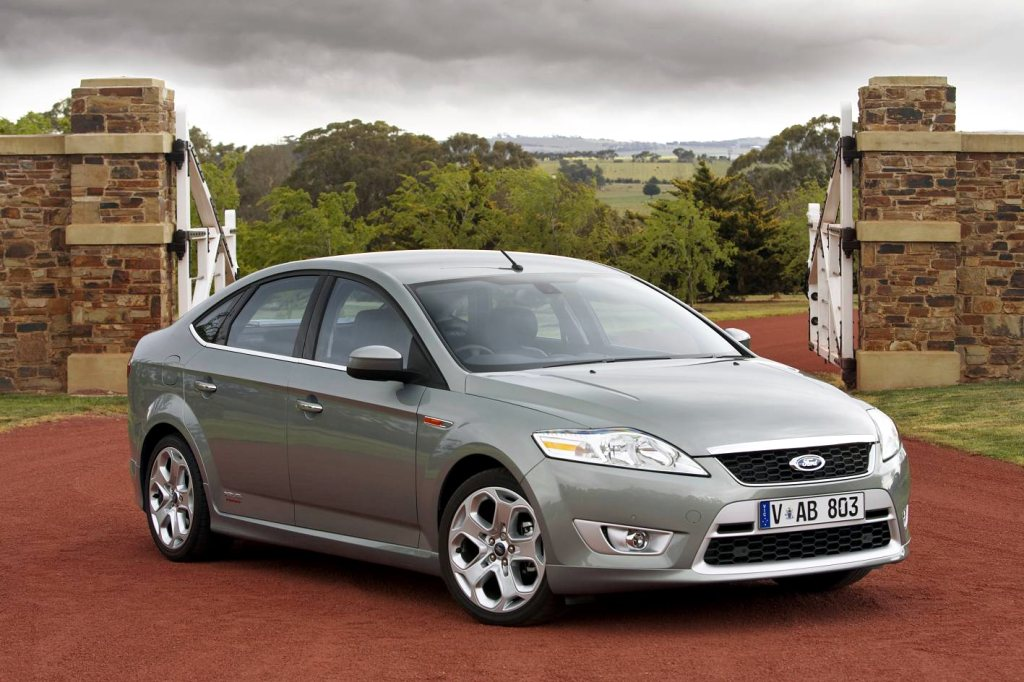 Ford Mondeo #17