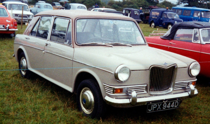 1966 Riley Kestrel #5