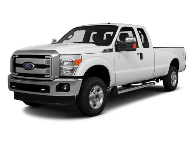 2014 Ford F-250 Super Duty #14
