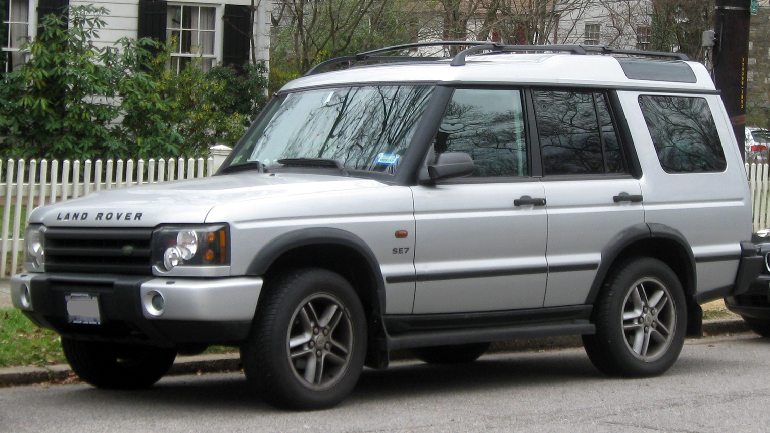 2004 Land Rover Discovery #2