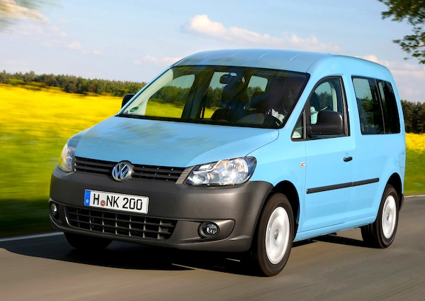 2012 Volkswagen Caddy #14