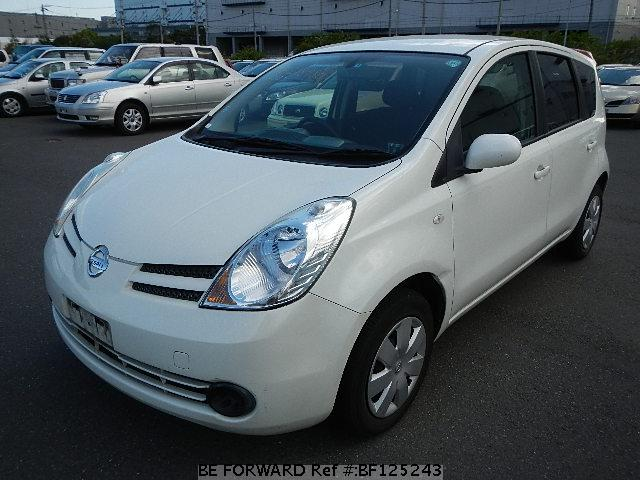 2007 Nissan Note #4