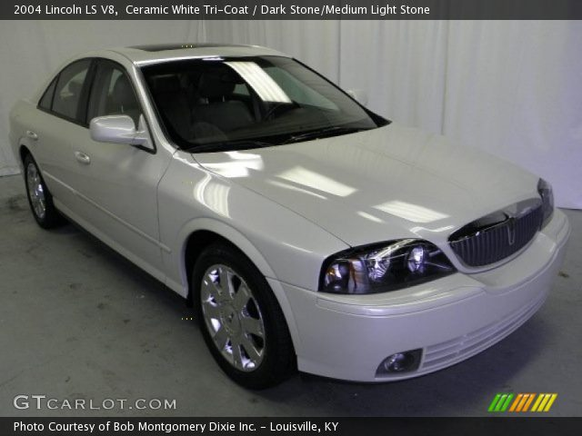 2004 Lincoln Ls #15