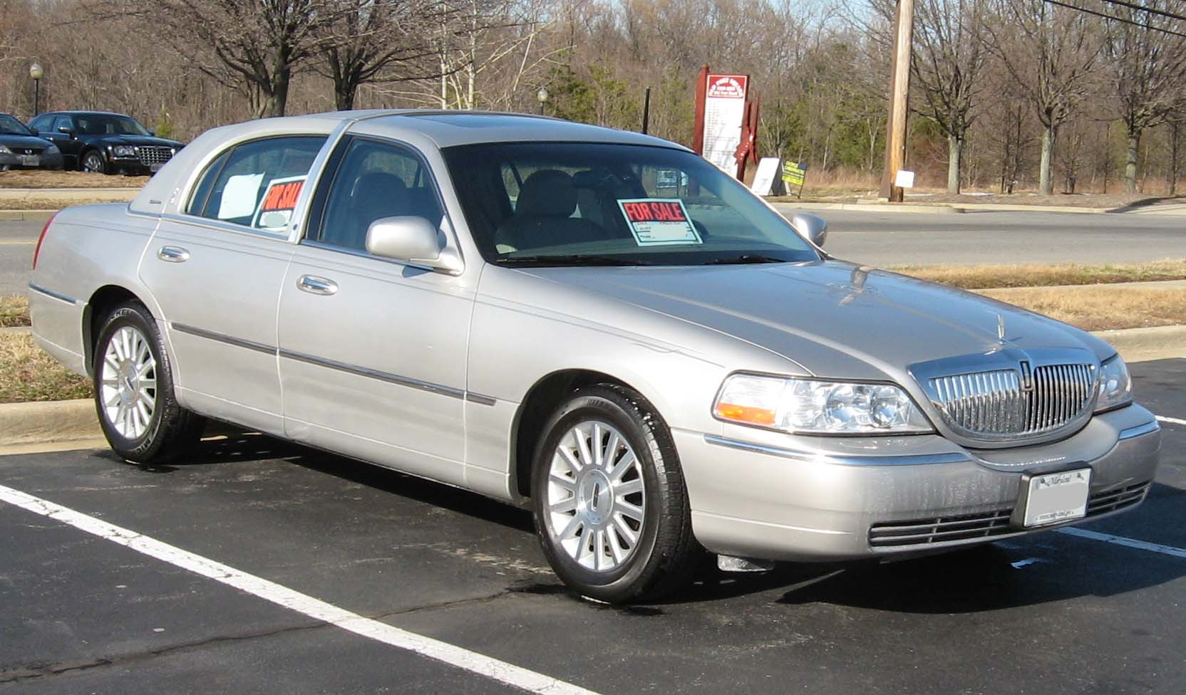... 2007 Lincoln Town Car Photos Informations Articles Bestcarmag Com ...