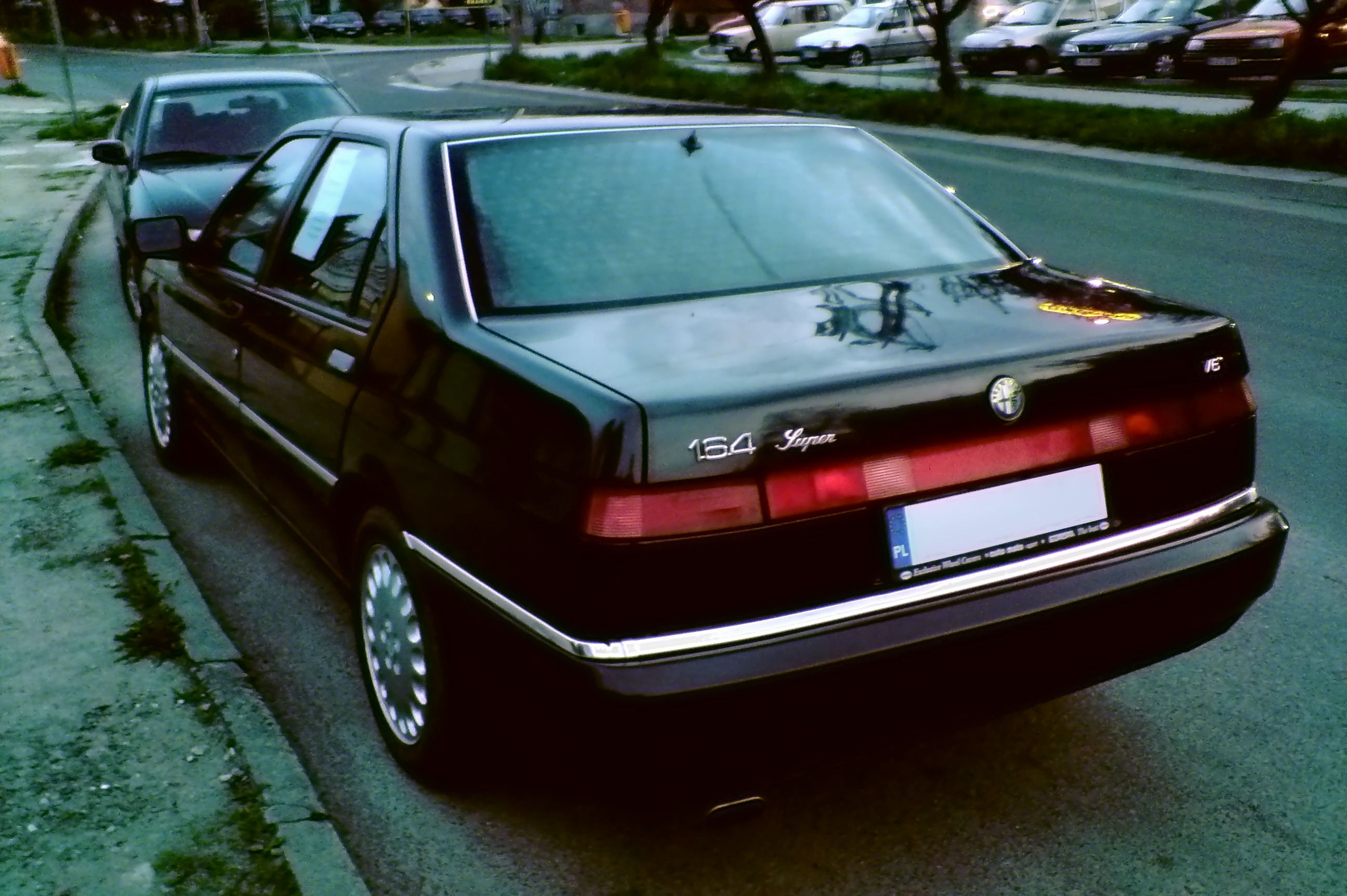 1993 Alfa Romeo 164 Photos Informations Articles 156 Workshop Manual Free Download 14