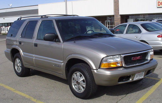 2000 GMC Jimmy #4