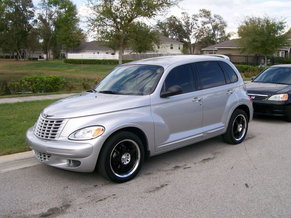 2005 Chrysler Pt Cruiser #6