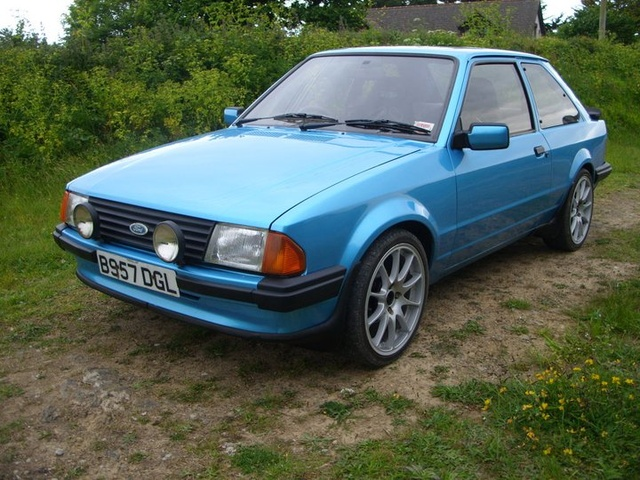 1985 Ford Orion #8