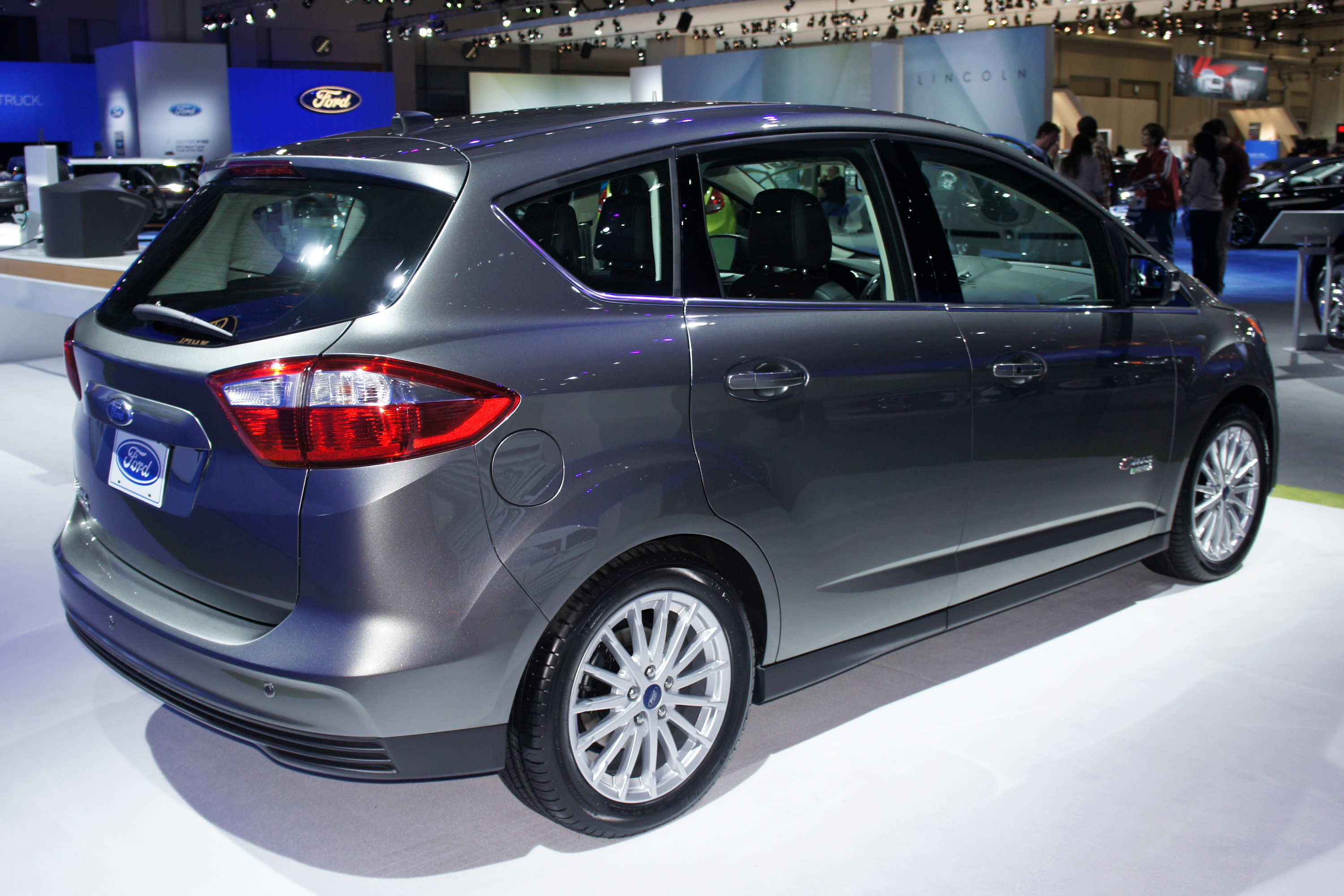 2012 Ford C-Max #5