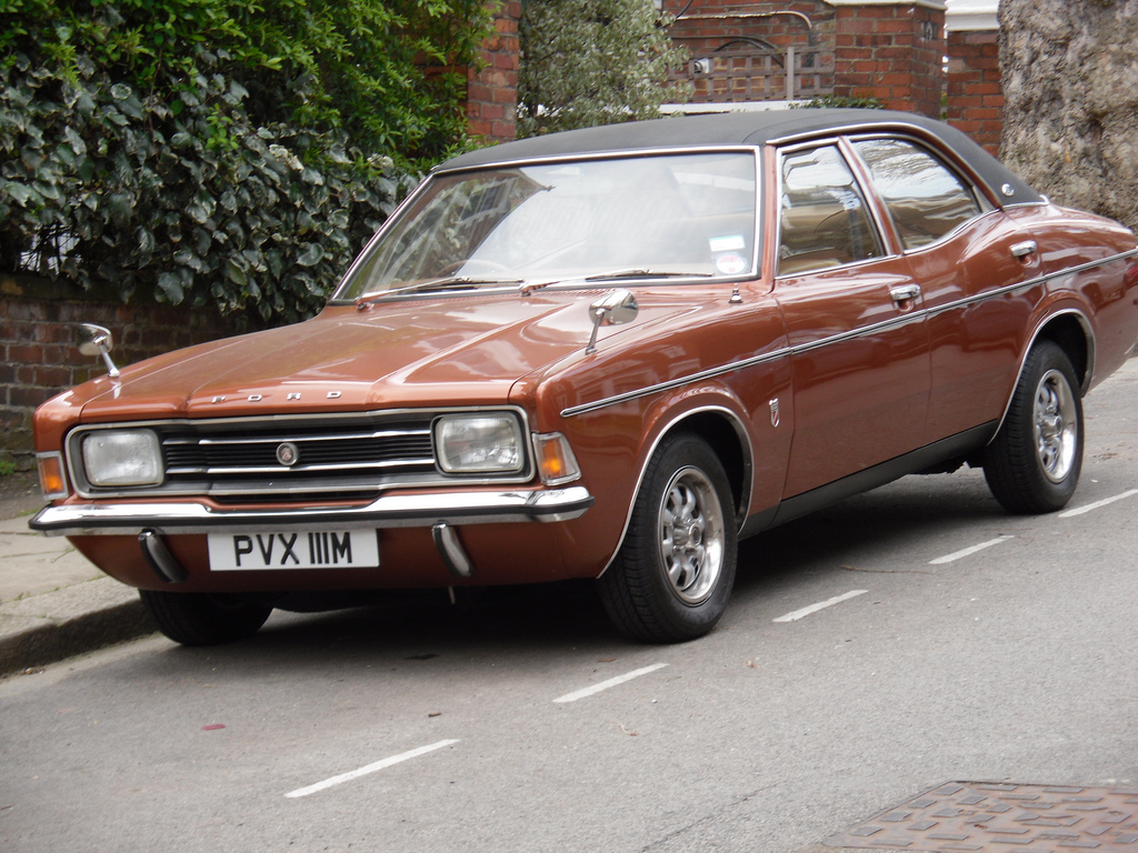 1974 Ford Cortina Photos, Informations, Articles ...