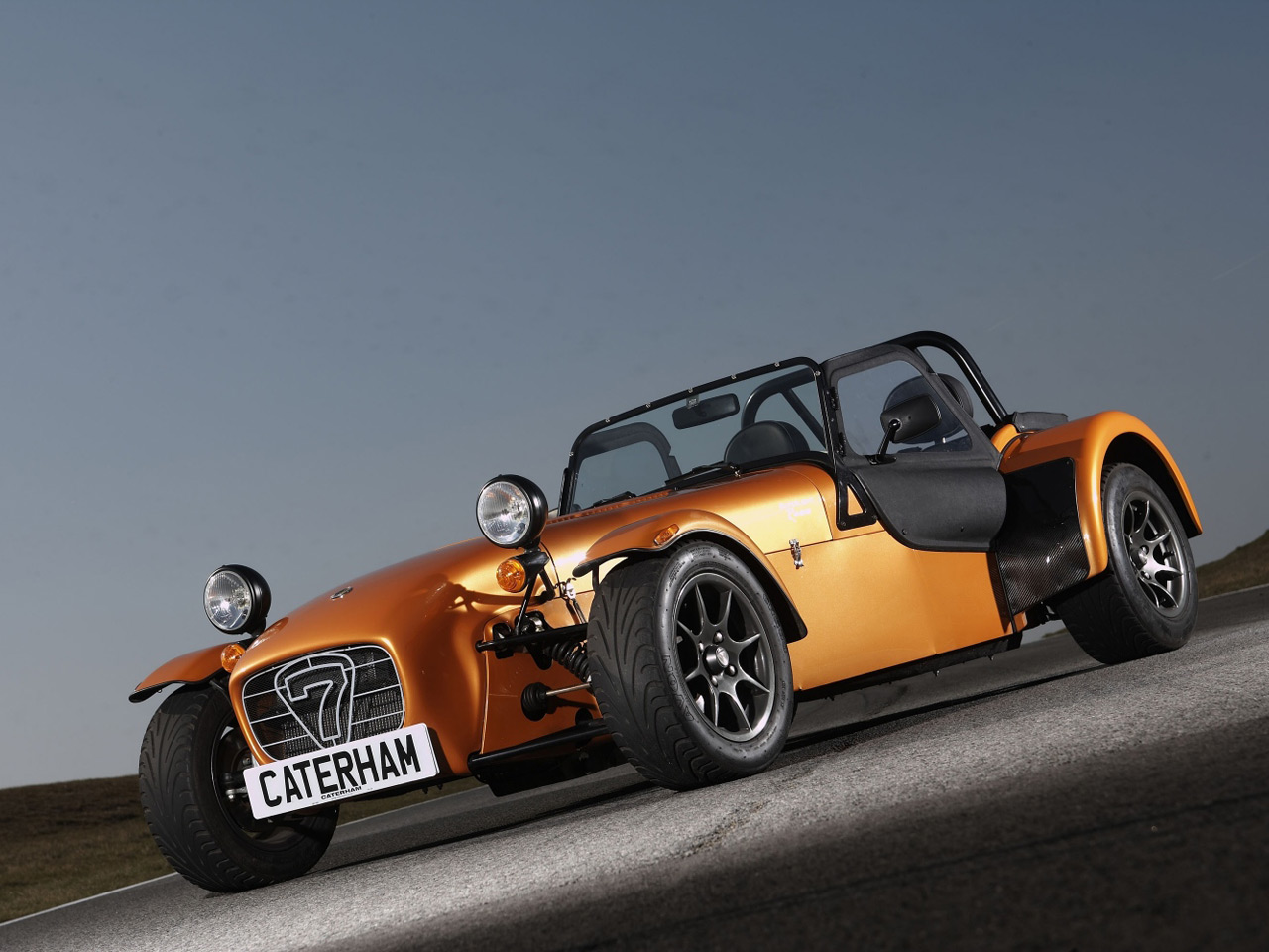 1992 Caterham Super 7 #9