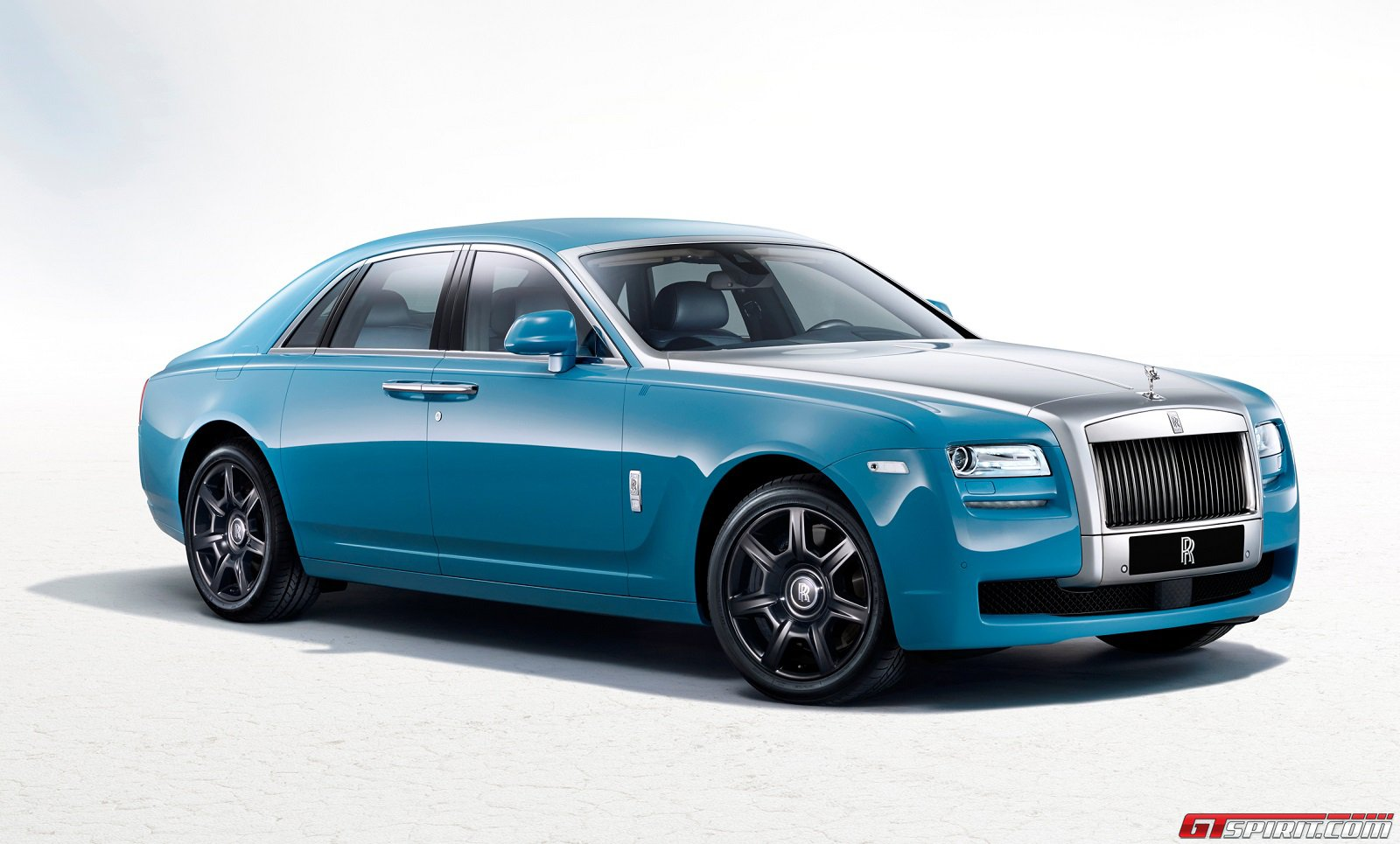 2013 Rolls royce Ghost #8