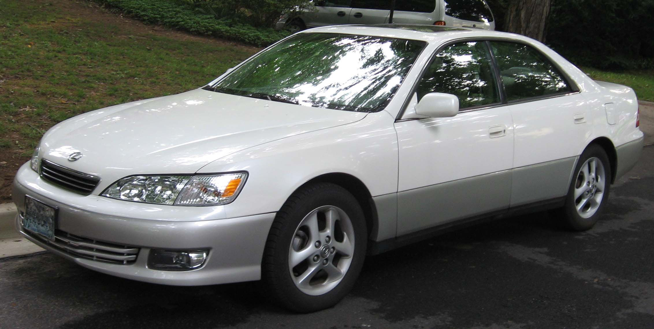 2000 Lexus IS #11
