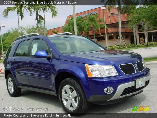 2007 Pontiac Torrent #12
