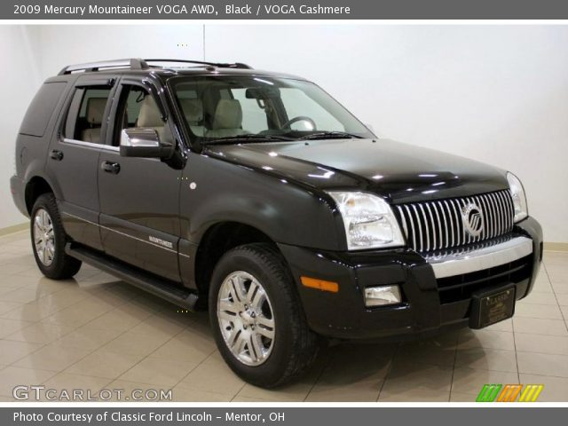 2009 Mercury Mountaineer #13