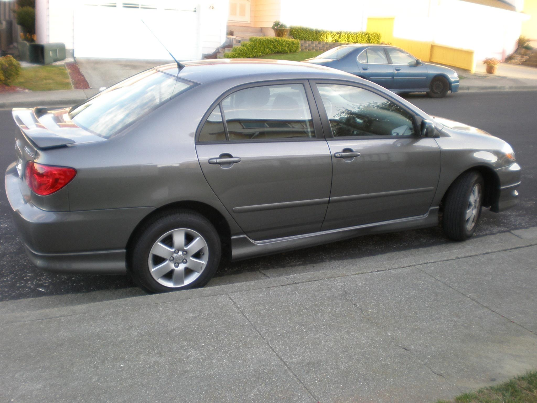 2008 Toyota Corolla Photos Informations Articles
