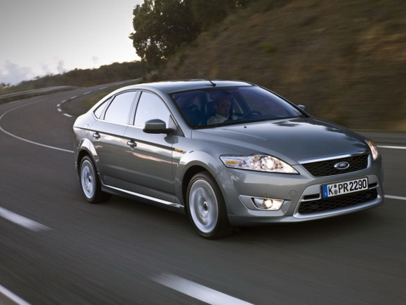 2012 Ford Mondeo #1