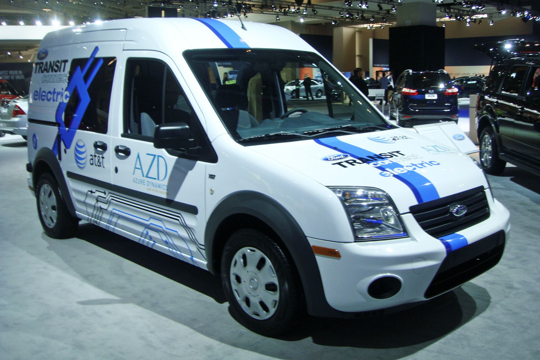 2011 Ford Transit Connect #6