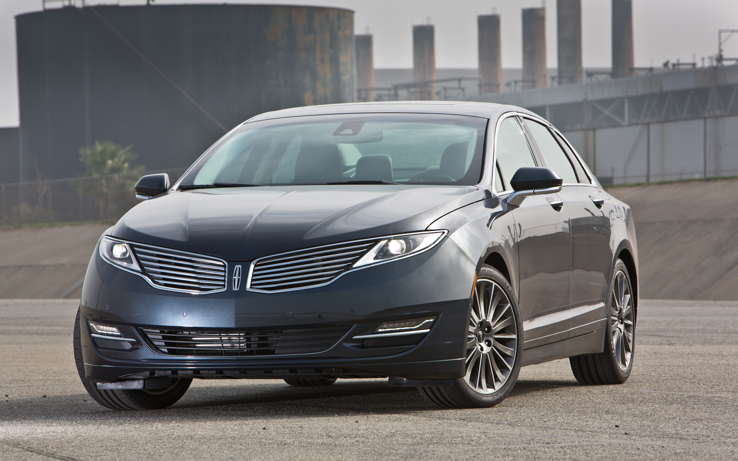 2013 Lincoln Mkz #9