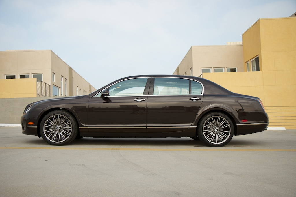 2012 Bentley Continental Flying Spur Speed #10