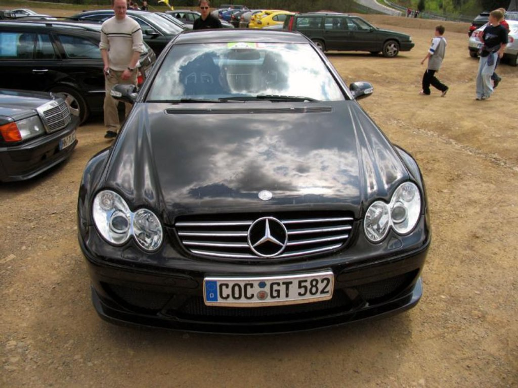 2004 Mercedes-Benz CLK #17
