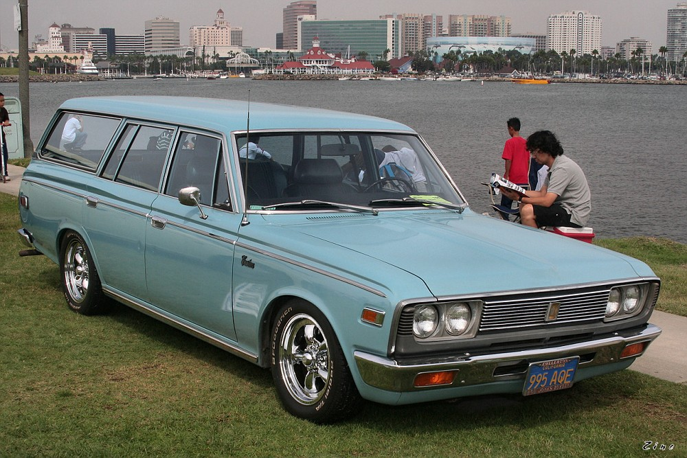 1970 Toyota Crown #10