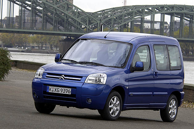 Citroen Berlingo #9