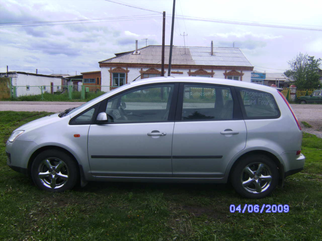 2004 Ford C-MAX #2