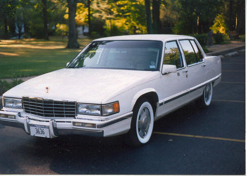 1993 Cadillac Sixty Special #11