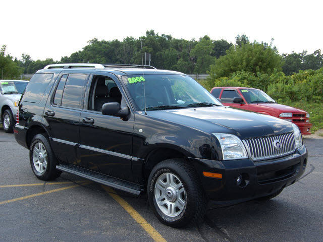 2004 Mercury Mountaineer #13