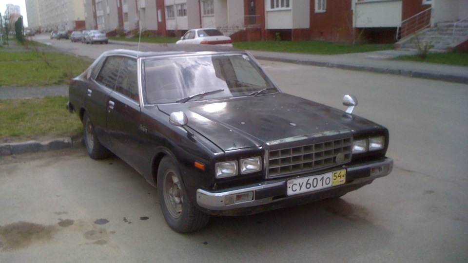 1979 Nissan Laurel #2