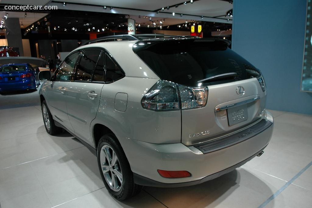 2006 lexus rx 400h photos informations articles. Black Bedroom Furniture Sets. Home Design Ideas