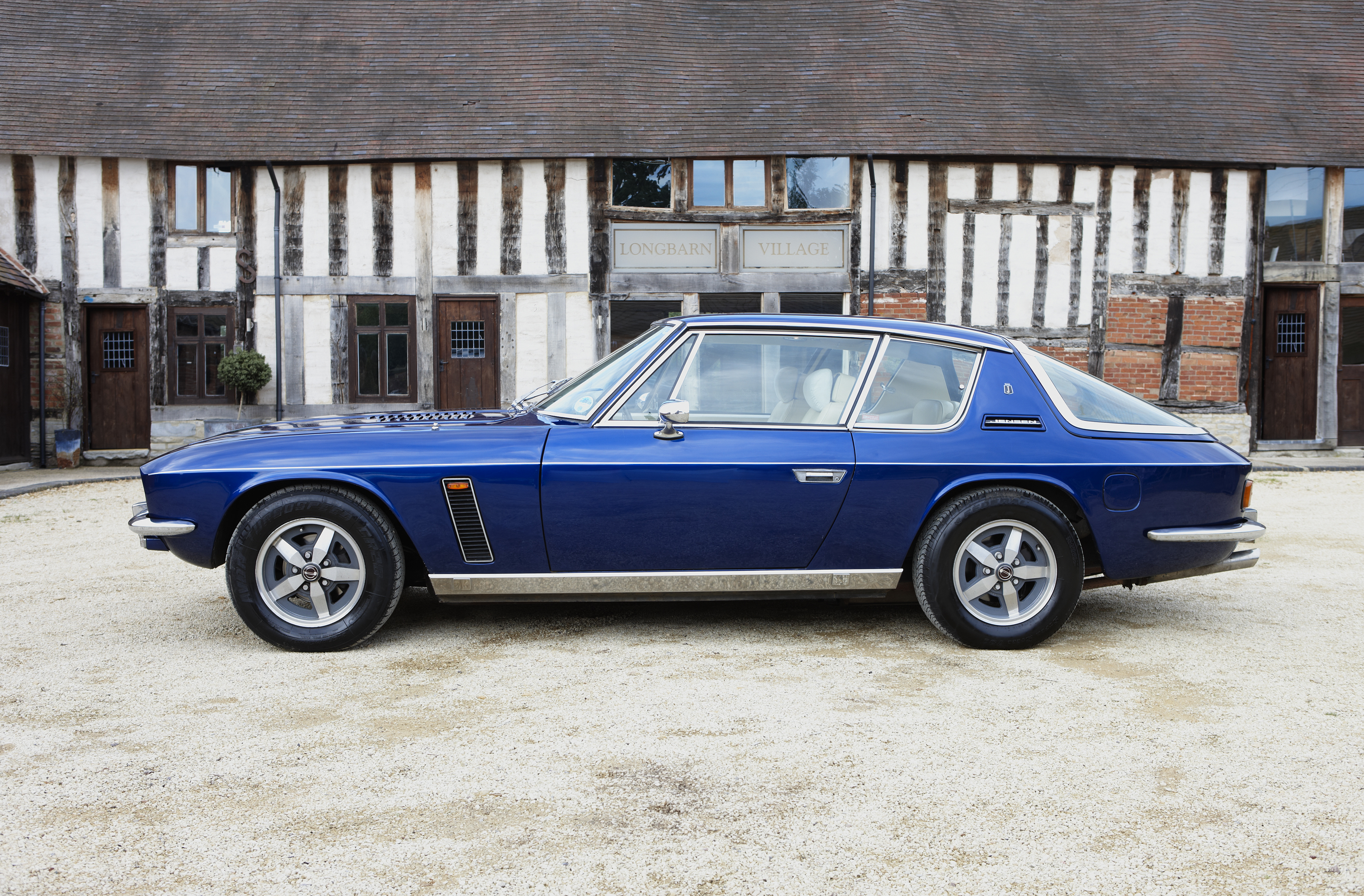 Jensen Interceptor #5