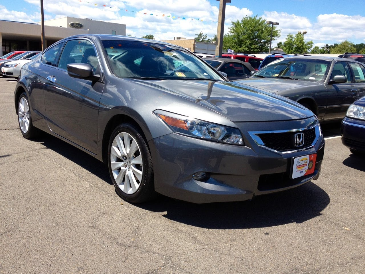 2009 Honda Accord #5