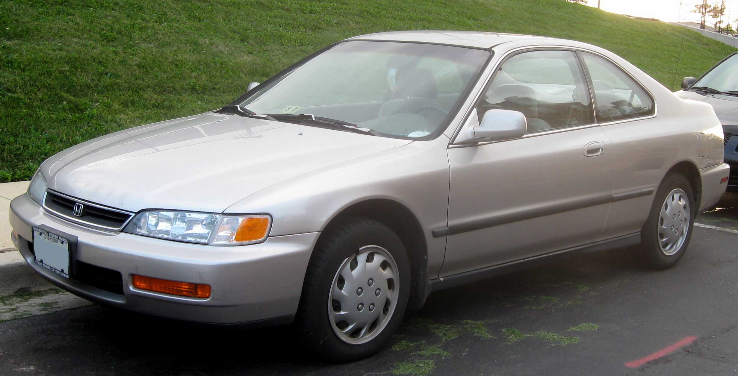 1996 Honda Accord #12