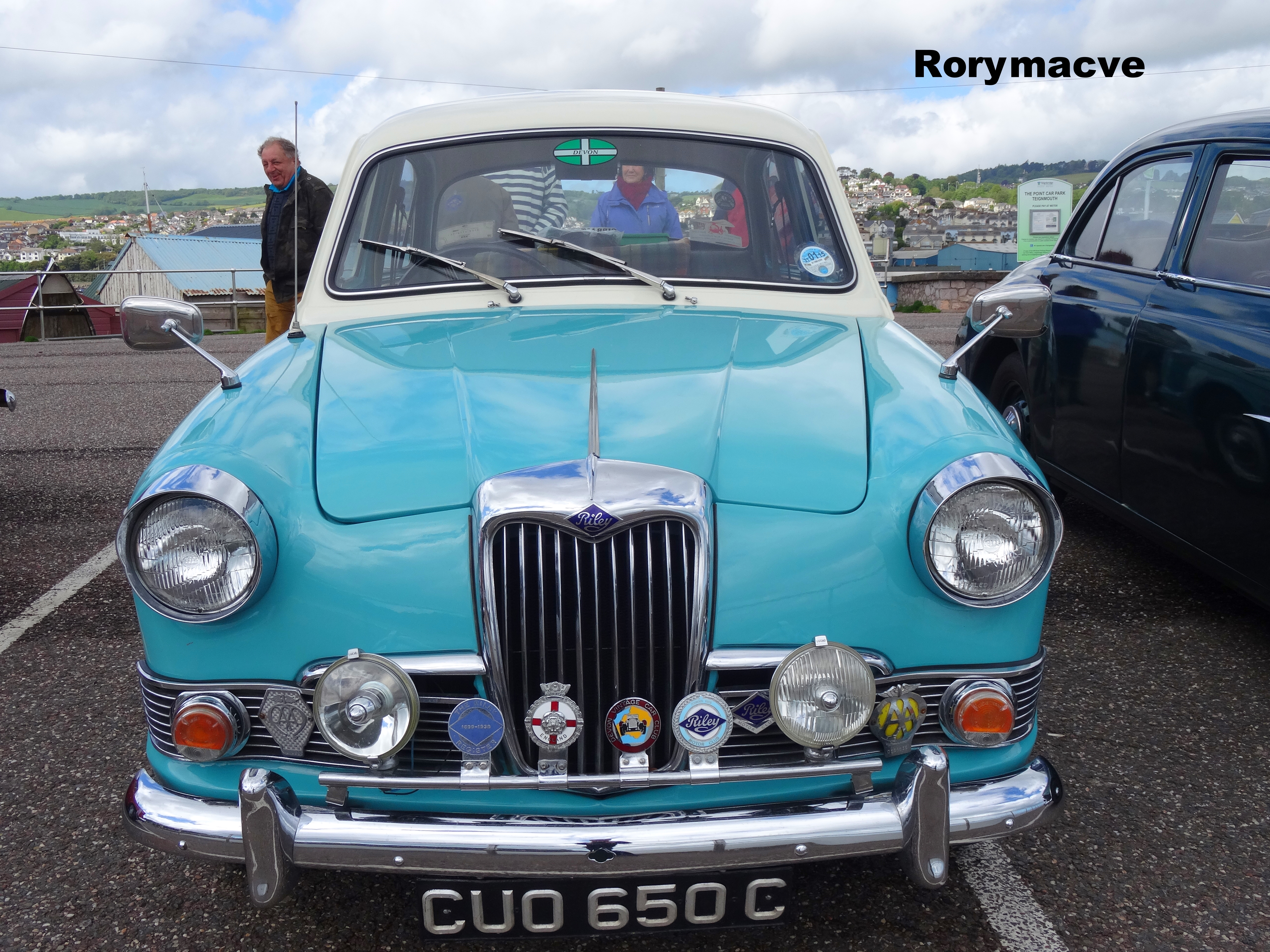 1965 Riley One-Point-Five #14