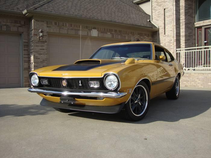1973 Ford Maverick #6