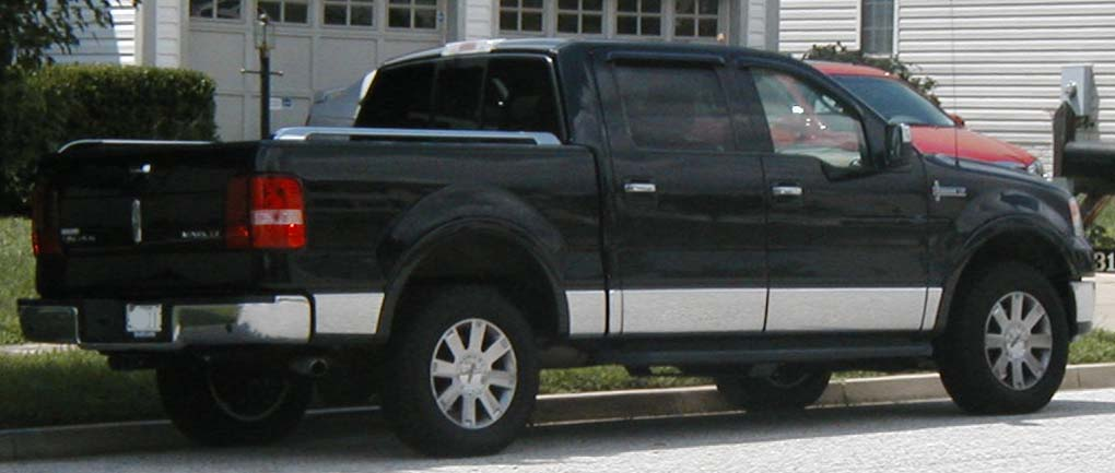 2006 Lincoln Mark Lt #7