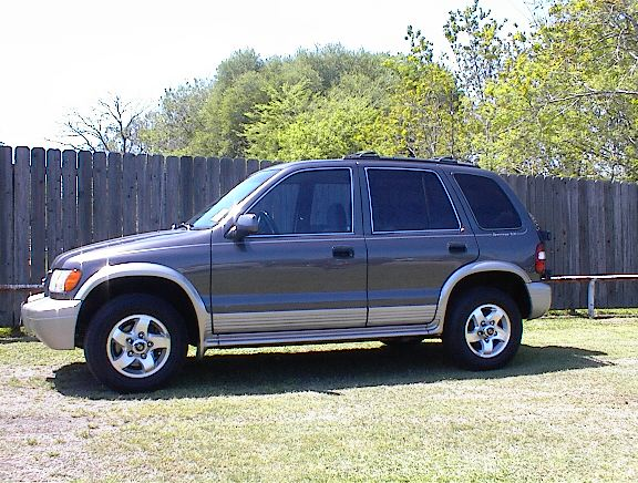 1998 Kia Sportage Photos Informations Articles Bestcarmag