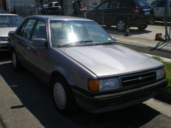 1987 Ford Meteor #14