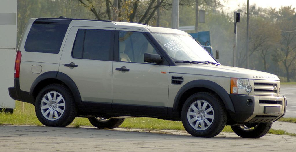 Land Rover Discovery 3 #15